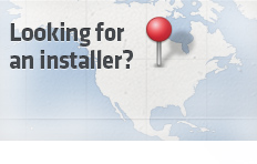 Looking for an installer?