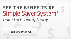Benefits of the Simple Saver System