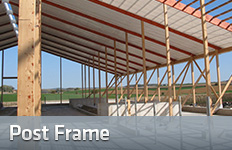 Post Frame Buildings Photo Gallery