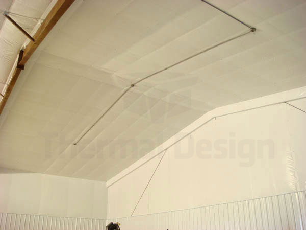 Thermal Design, Inc. - Steel Building Insulation Systems