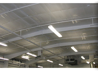 Common Hanging Methods in municipal garage