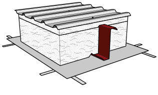 Simple Saver System with two layers of fiber glass insulation