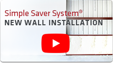 Simple Saver Wall Video